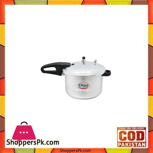 Bravo 11 Liter Pressure Cooker – 1011