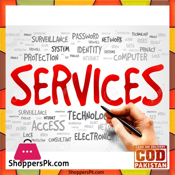 Services Price in Pakistan