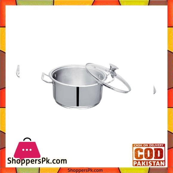 Sonex Mega Super Pot – Stainless Steel - 24 cm