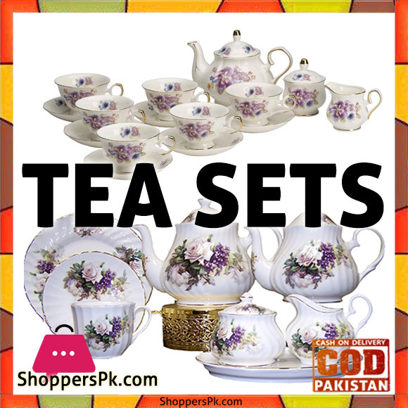 Tea Sets Price in Pakistan