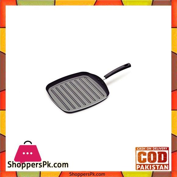 Tramontina 24cm Nonstick Skillet Grill Pan – TT20124024