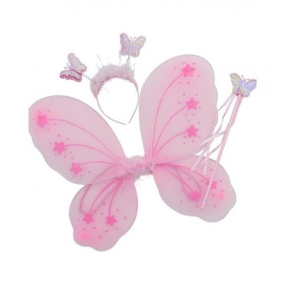 Fairy Wings Set - Pink
