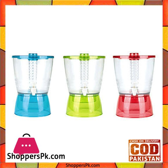 1-Layer Beverage Dispenser with Infuser