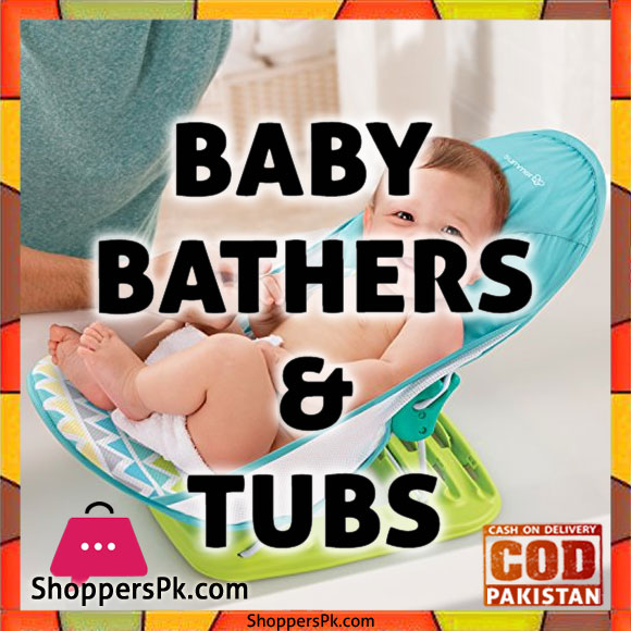 Newborn Baby Bath tub in Karachi
