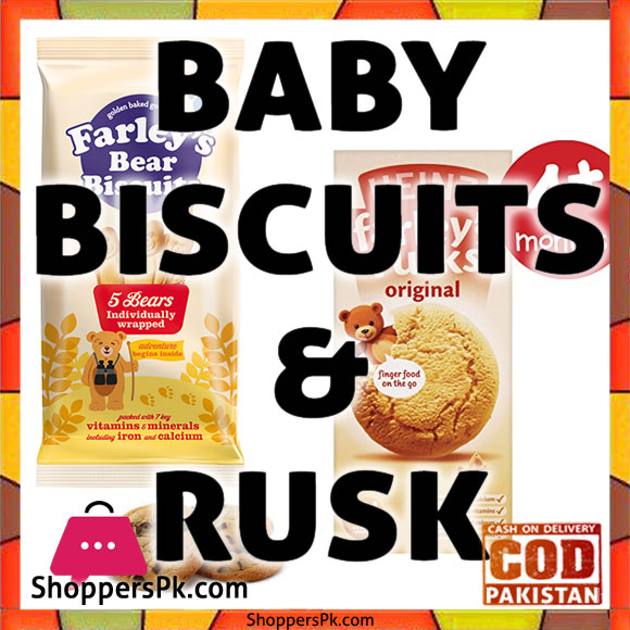 Baby Teething Biscuits in Karachi