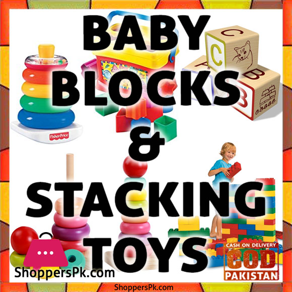 Baby Blocks & Stacking Toys Price in Pakistan