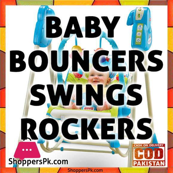 Baby Bouncers / Swings / Rockers