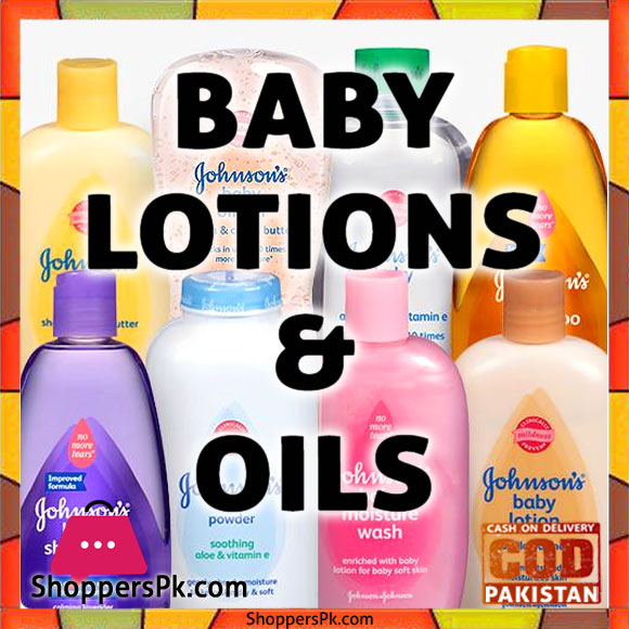 Baby Lotion Johnson in Lahore