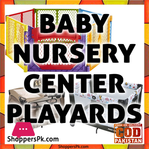 Baby Nursery Center / Playards Price in Pakistan