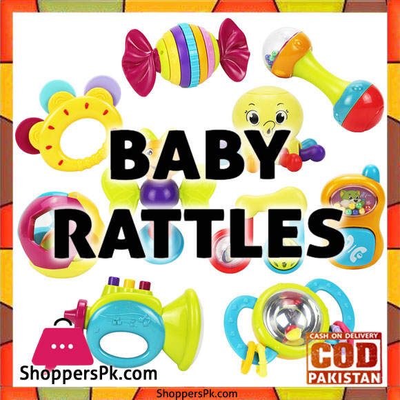 Rattles For Newborns Toys in Lahore