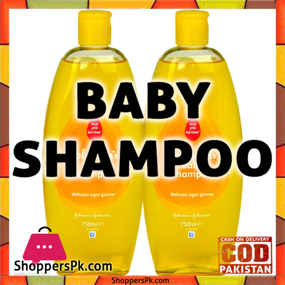 Best Natural Baby Shampoo Price in Pakistan