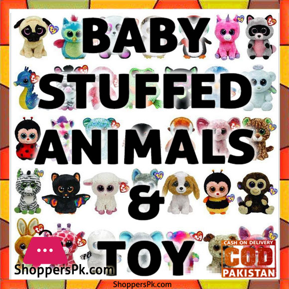 Baby Stuffed Animals & Toys Price in Pakistan