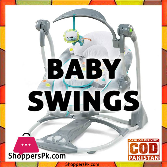 Fisher Price Baby Swing in Pakistan