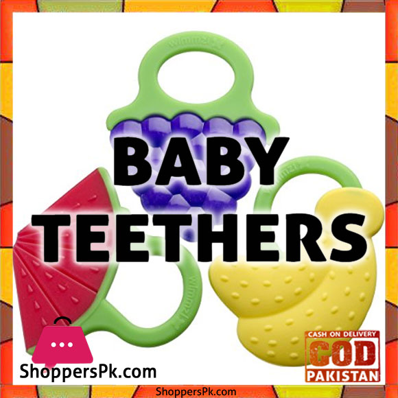 Silicone Baby Teether in Islamabad
