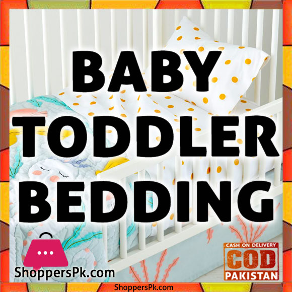 Baby & Toddler Bedding Price in Pakistan