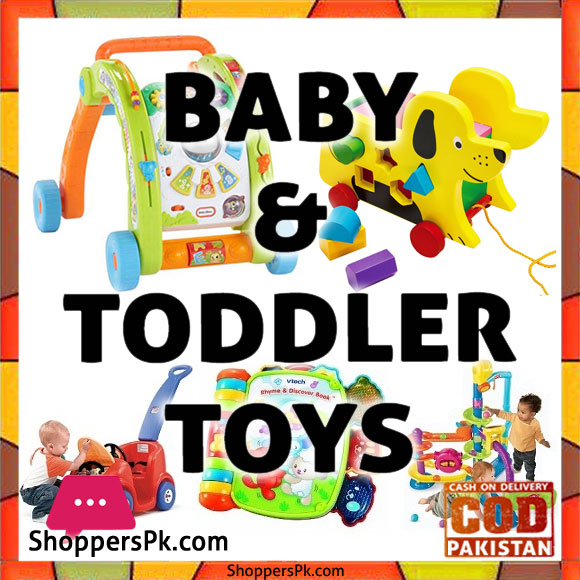 Baby & Toddler Toys Price in Pakistan