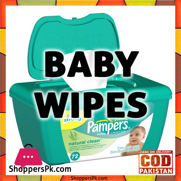Buy Online Baby Wipes in Pakistan