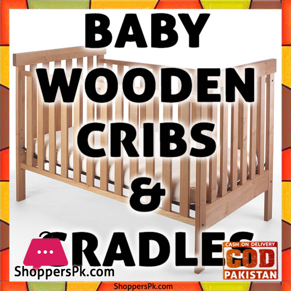 Baby Wooden Cribs & Cradles Price in Pakistan