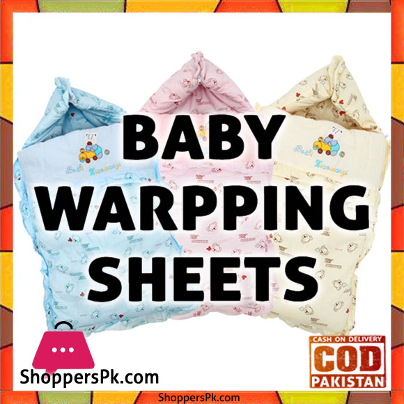 Baby Wrapping Sheets Price in Pakistan