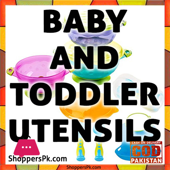 Baby and Toddler Utensils Price in Pakistan