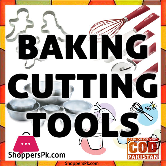 Baking Cutting Tools Price in Pakistan