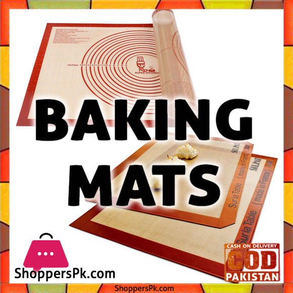 Baking Mats Price in Pakistan