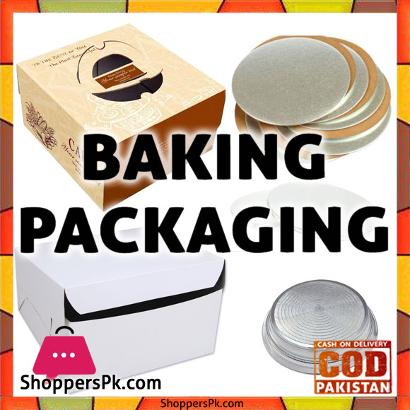 Baking Packaging Price in Pakistan