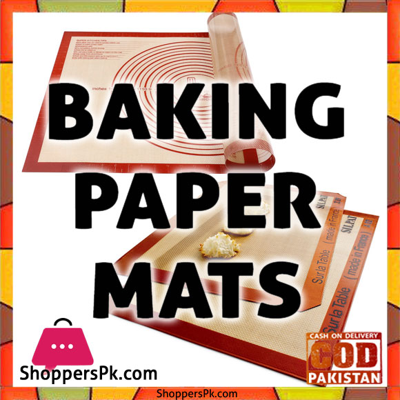 Baking Cookies Mat Price in Paksitan