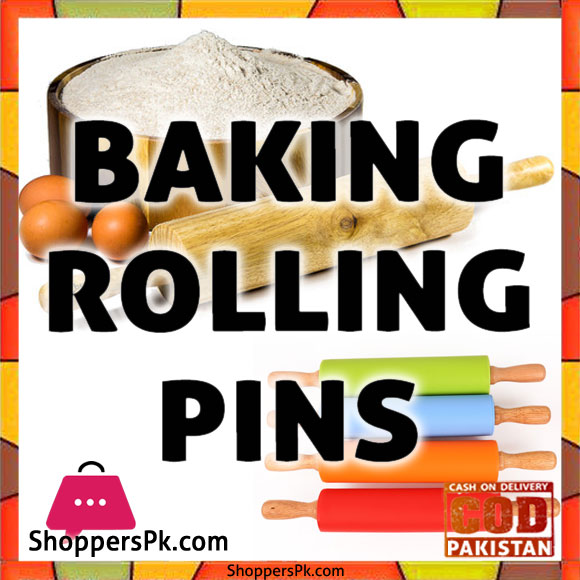 Baking Rolling Pins Price in Pakistan