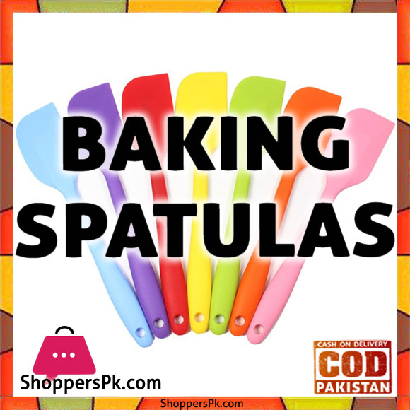 Baking Spatulas Price in Pakistan