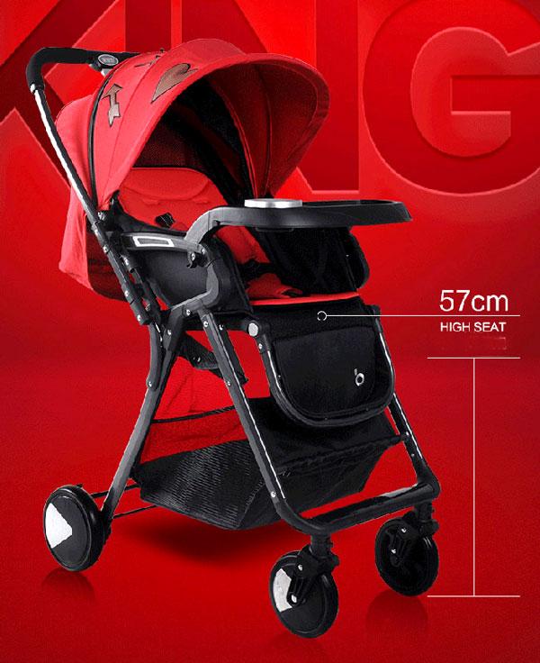 Buy Baobaohao Qk1 Folding Baby Stroller At Best Price In