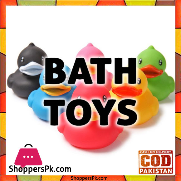 Buy Online Bath Toys in Pakistan