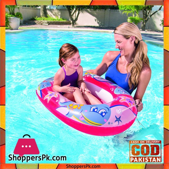 Bestway Inflatable Boat Printed For 3 to 6 Years #34037
