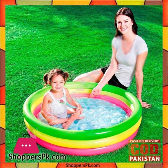 Bestway Inflatable Summer Pool 40 x 10 Inch #51104