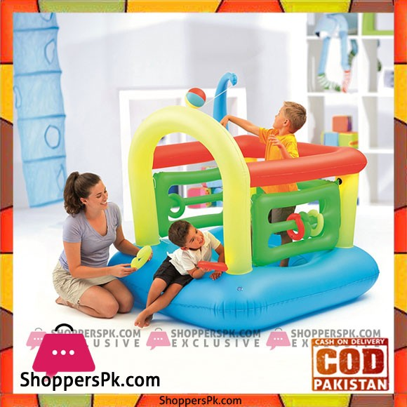 Bestway Up in and Over Inflatable Kiddie Play Center For 3-6 Years #52122