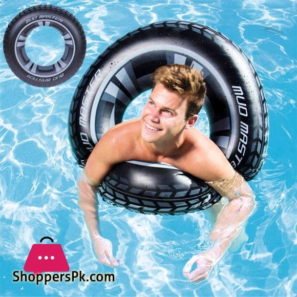 Bestway Wheel Design Adult Float 36 Inch #36016