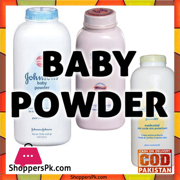 Baby Body Powder Price in Pakistan