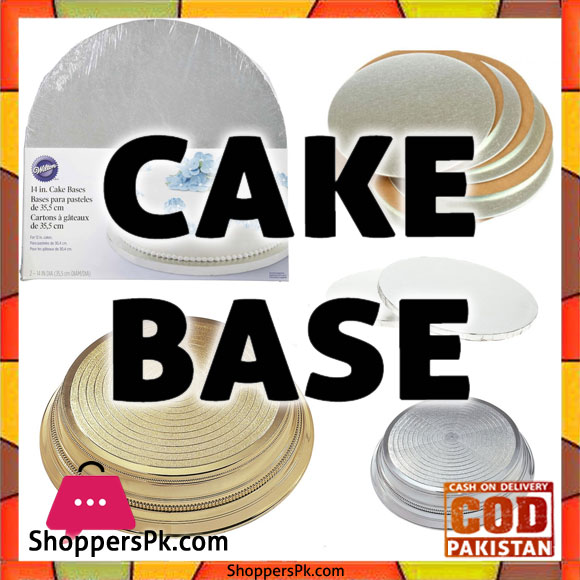 Cake Base Price in Pakistan