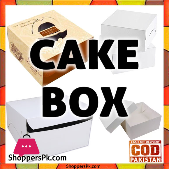 Cake Box Price in Pakistan