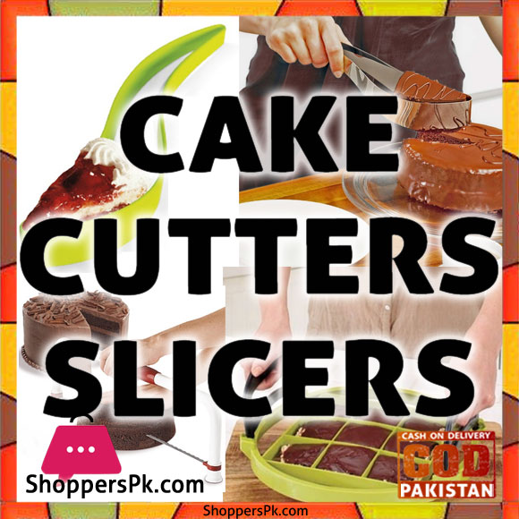 Cake Slicer And Server Price in Lahore