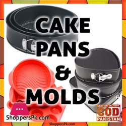 Cake Pans & Molds