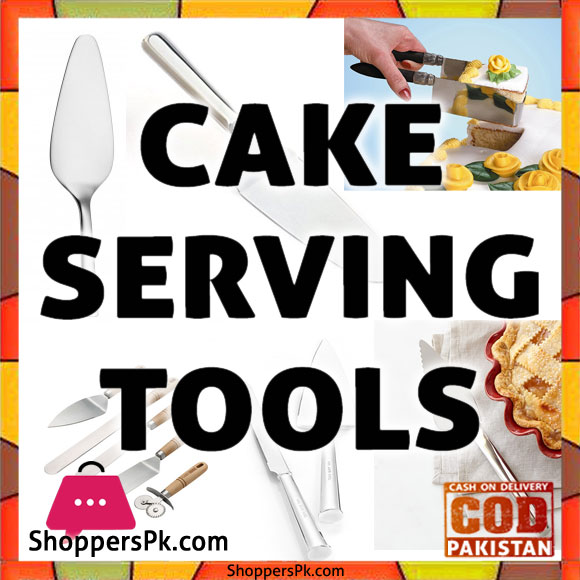 Cake Serving Tools Price in Pakistan
