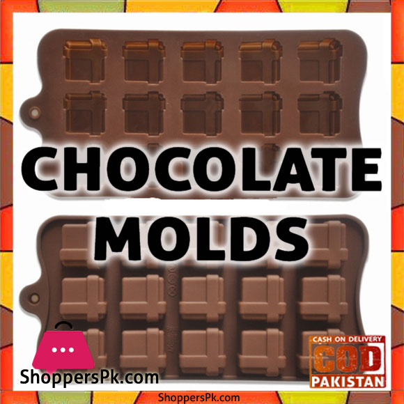 Chocolate Molds Silicone in Lahore
