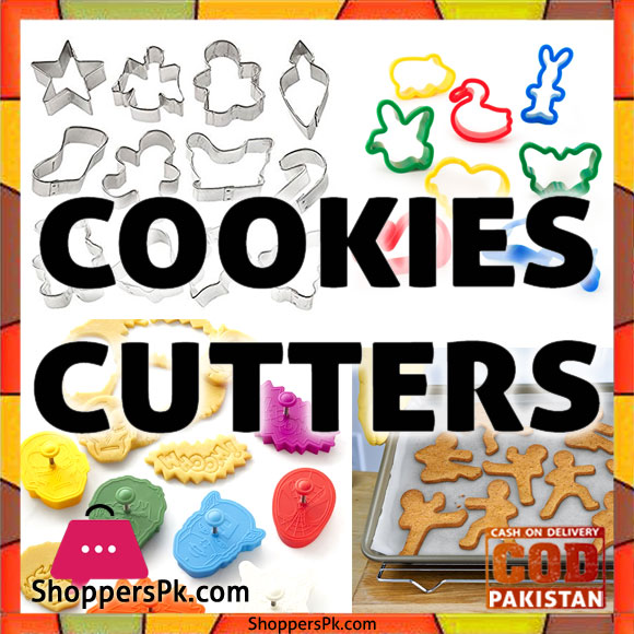 Designer Cookie Cutters in Islamabad