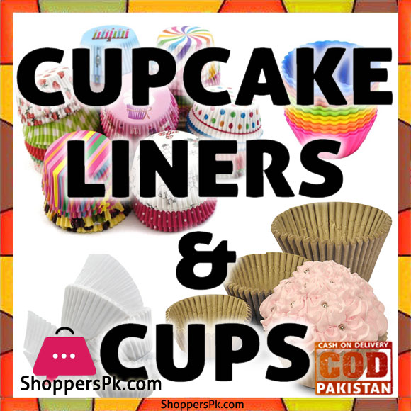 Cupcake Liners & Cups Price in Pakistan