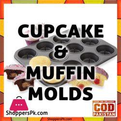 Cupcake & Muffin Molds