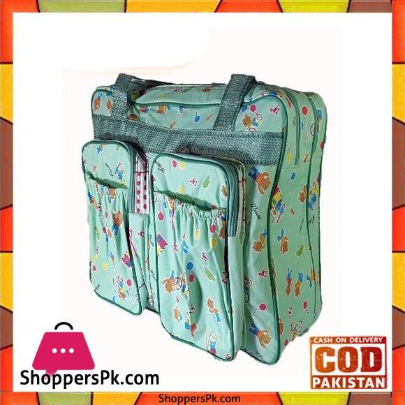 Diaper Bag - Light Green