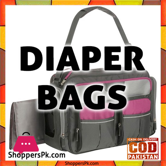 Diaper Bags Price in Pakistan