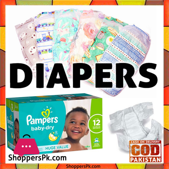 Baby Diapers Price in Pakistan