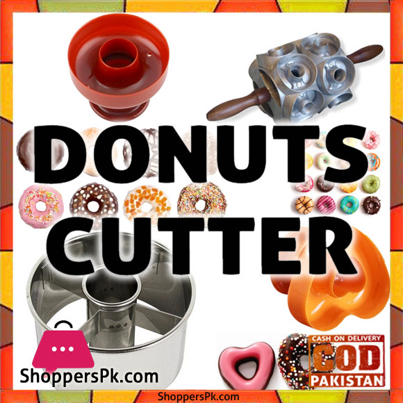 Buy Online Donut Cutter Roller in Pakistan